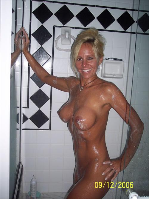 Takie tam spod prysznica
