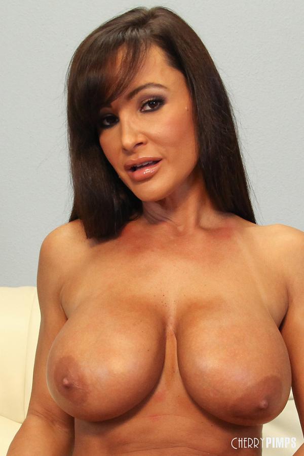 Gwiazda porno Lisa Ann