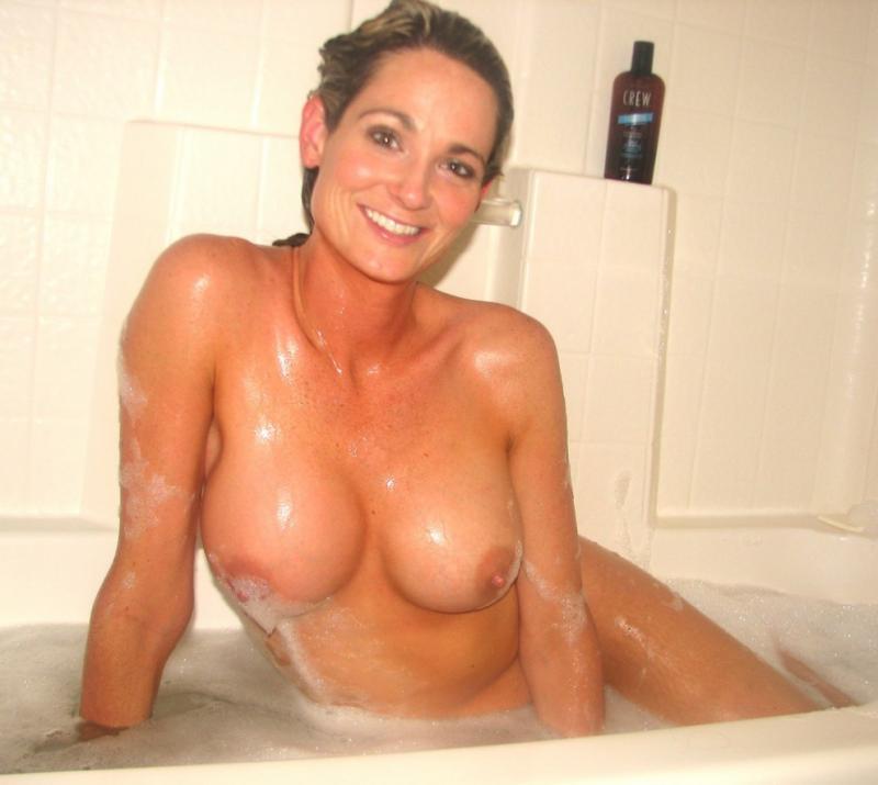 Rusałka w kąpieli