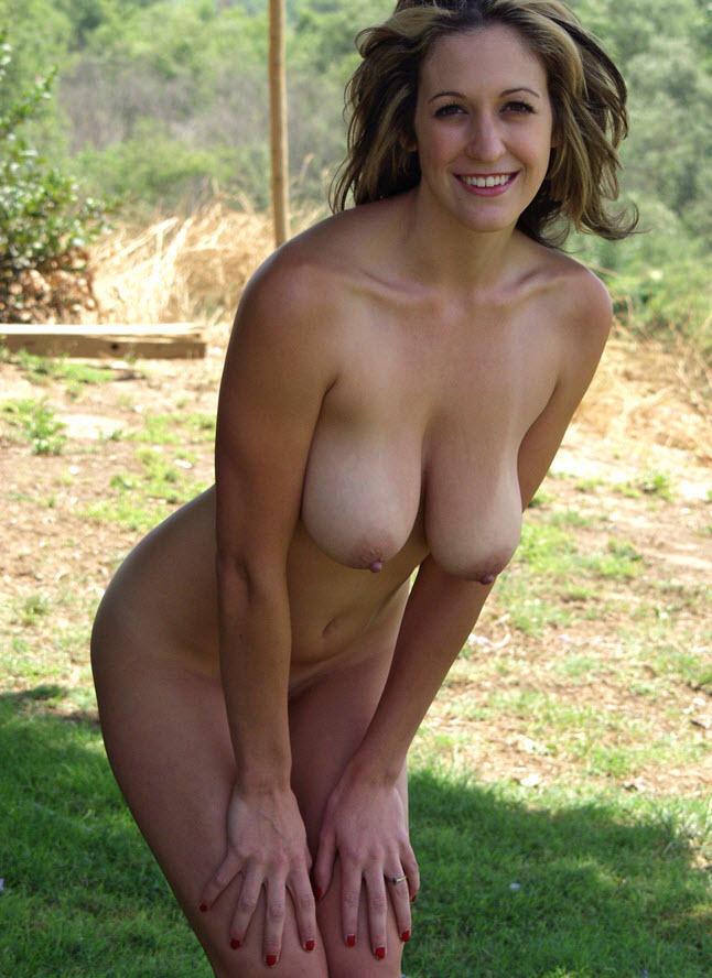 Gorąca mama na wsi