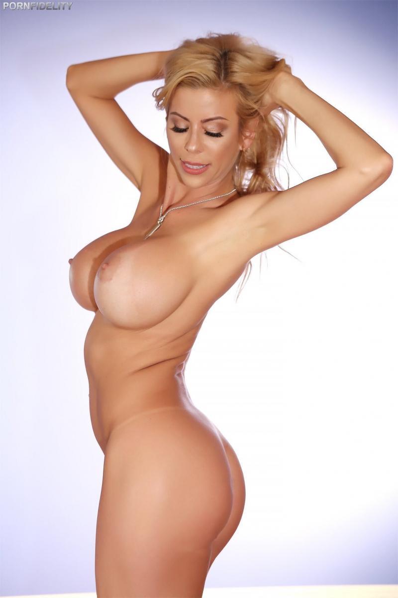 Blondi ma czym oddychać